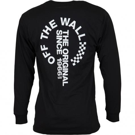 Vans Longshirt OTW Distort schwarz