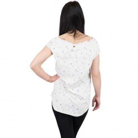 Ragwear T-Shirt Rosanna beige