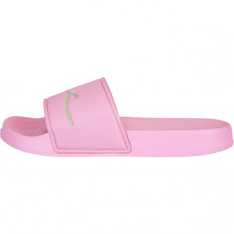 Karl Kani Signature Pool Slides Damen Badelatschen rosa