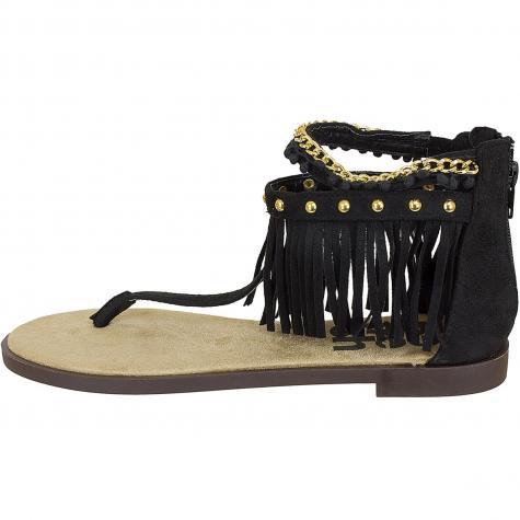 Refresh Damen Sandale 63386 schwarz