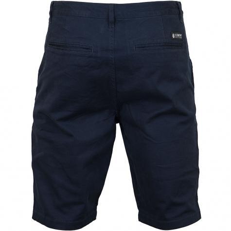 Element Shorts Howland dunkelblau