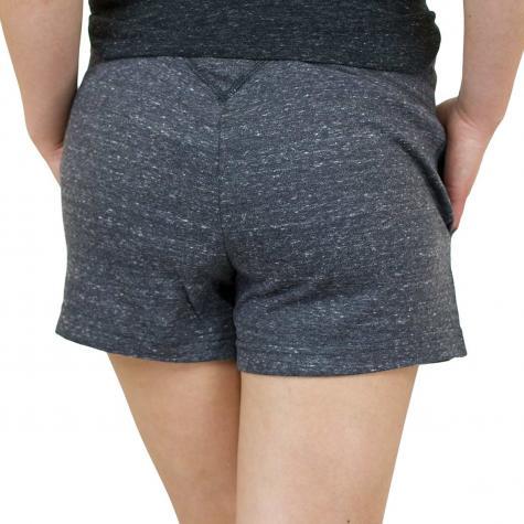 Nike Damen Shorts Gym Vintage anthrazit