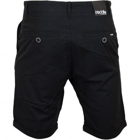 Iriedaily Shorts Golfer Chambray schwarz