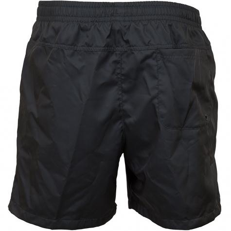 Nike Shorts Woven Flow schwarz/weiß