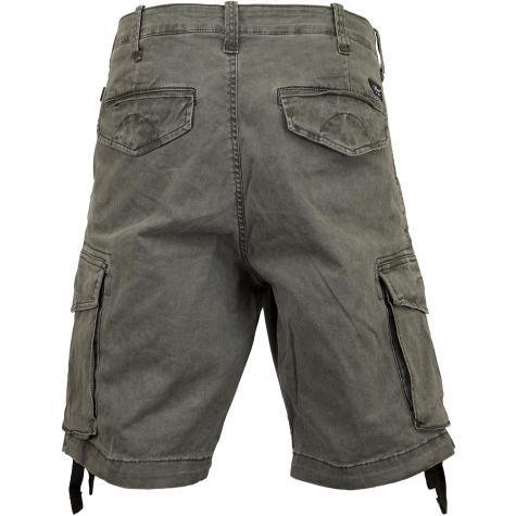 Reell Shorts New Cargo aqua oliv