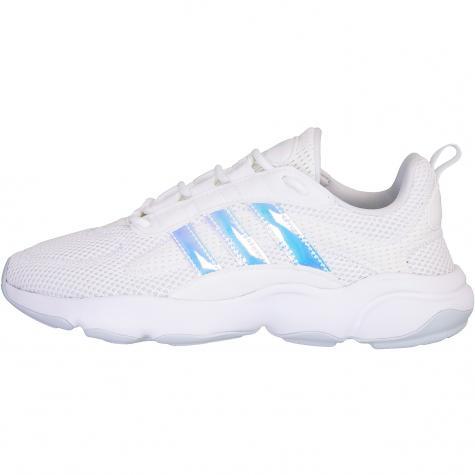 Adidas Haiwee Damen Sneaker weiß/sky