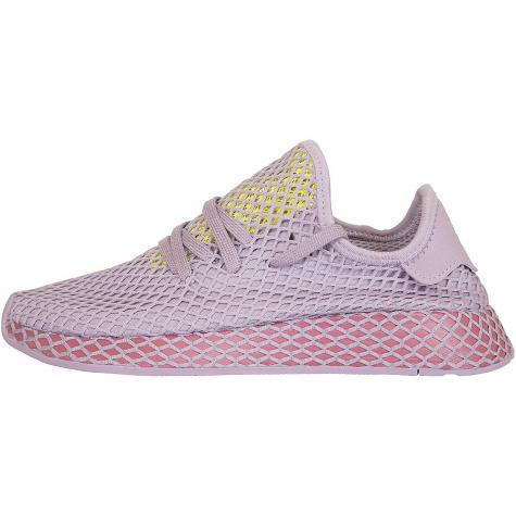 Adidas Originals Damen Sneaker Deerupt Runner lila