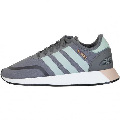 Adidas Originals Damen Sneaker N-5923 grau/grün