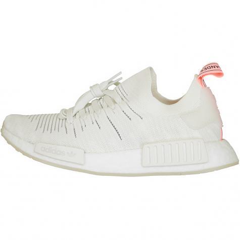 Adidas Originals Damen Sneaker NMD R1 STLT Primeknit cloud weiß
