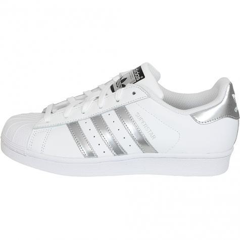 5f5f325d546278 ☆ Adidas Originals Damen Sneaker Superstar weiß silber - hier ...