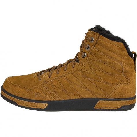 K1X Sneaker H1top dark honey