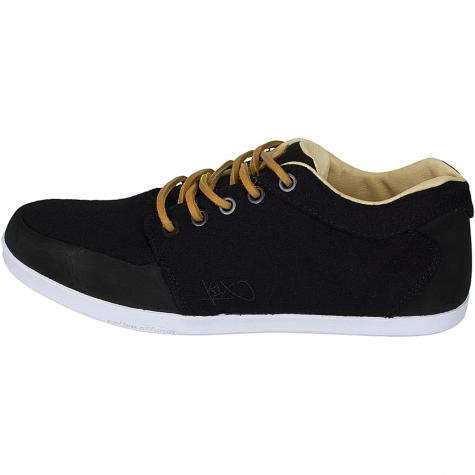 K1X Sneaker LP Low SP schwarz/honey