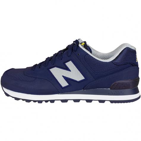 New Balance Sneaker ML574 D Textil/Synthetik dunkelblau