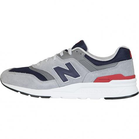 New Balance Sneaker 997H Suede/Mesh grau