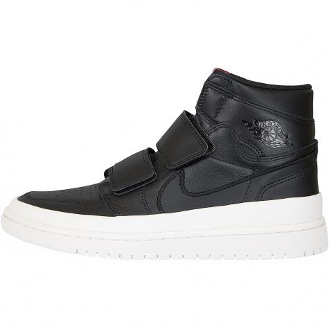 Nike Sneaker Air Jordan 1 Retro High Double Strap schwarz