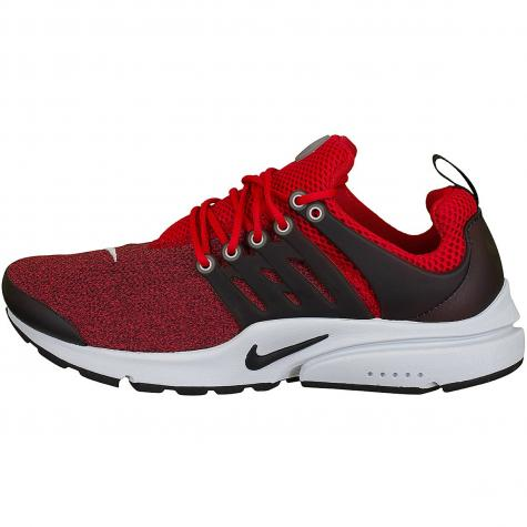 Nike Sneaker Air Presto Essential rot/schwarz