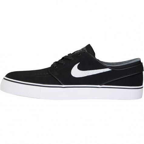 Nike Sneaker SB Air Zoom Stefan Janoski schwarz/weiß