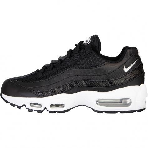 Nike Air Max 95 Essential Damen Sneaker schwarz/weiß