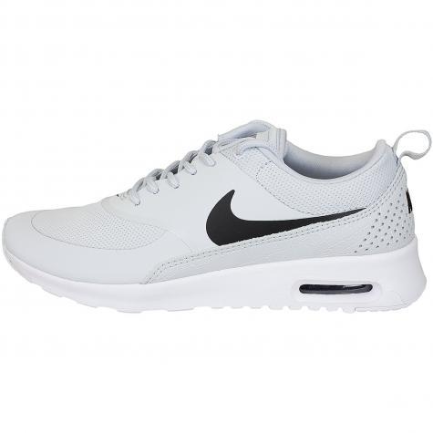 Nike Damen Sneaker Air Max Thea platin/schwarz