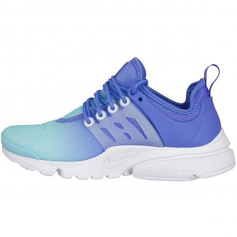 Nike Damen Sneaker Air Presto Ultra BR blau/weiß