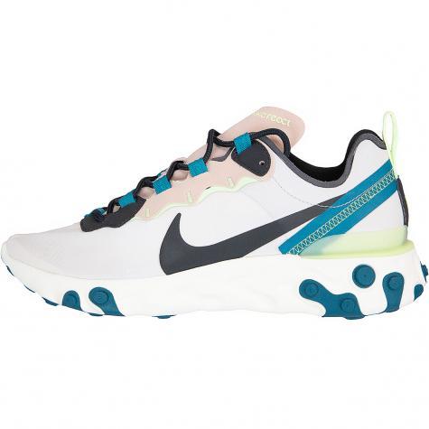 Nike Damen Sneaker React Element 55 mehrfarbig