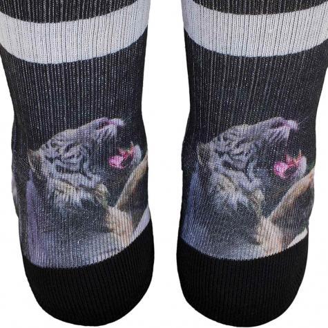 Stance Socken Khan schwarz