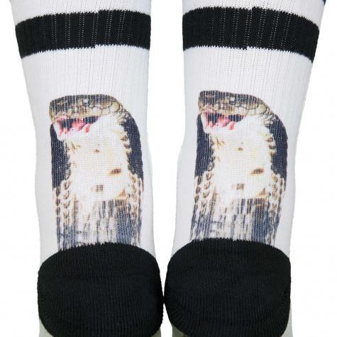 Stance Socken Sssteven weiß