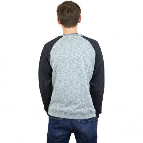 Iriedaily Sweatshirt Slubhead Raglan mintgrau