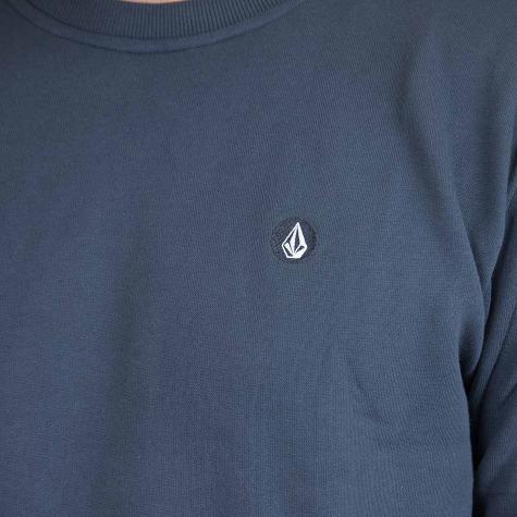 Volcom Sweatshirt Single Stone Division midnight blue