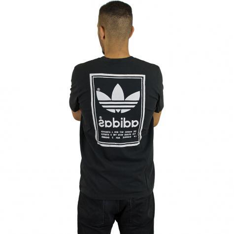 Adidas Originals T-Shirt Japan Archive schwarz