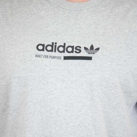Adidas Originals T-Shirt Kaval grau