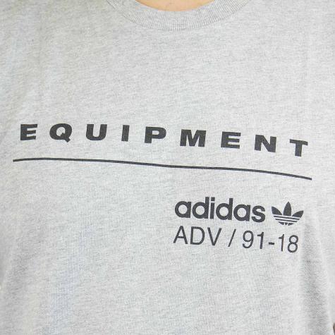 Adidas Originals T-Shirt PDX Classic grau