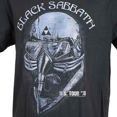 Amplified T-Shirt Black Sabbath US Tour 78 dunkelgrau