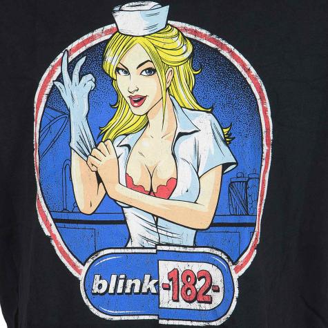 Amplified T-Shirt Blink 182 Enema of the St black