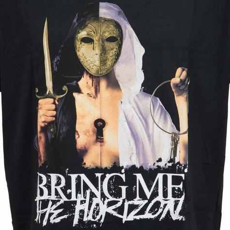 Amplified T-Shirt Bring me the Horizon ther schwarz