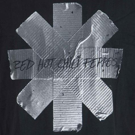 Amplified T-Shirt Red Hot Chilli Peppers Du schwarz