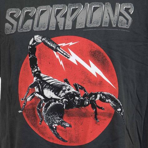 Amplified T-Shirt Scorpions Tail dunkelgrau