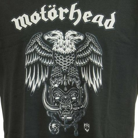 Amplified T-Shirt Motorhead Hiro schwarz