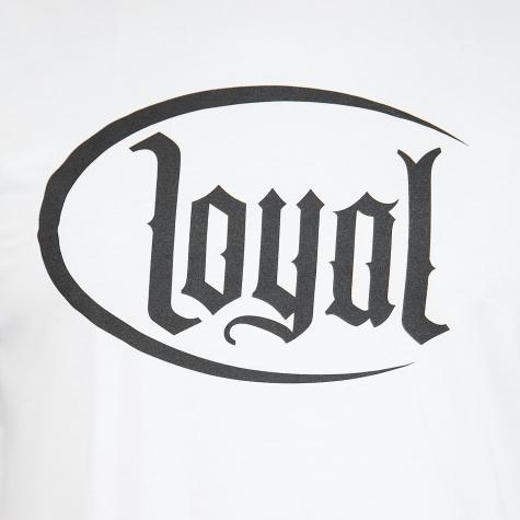 Bravado T-Shirt Kontra K Loyal Circle weiß