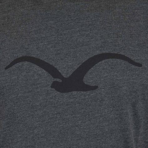 Cleptomanicx T-Shirt Mowe grau