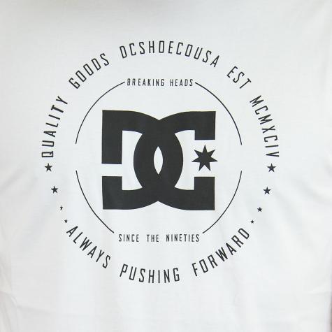 DC Shoes T-Shirt Rebuilt 2 snow weiß