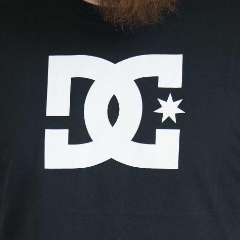DC Shoes T-Shirt Star schwarz