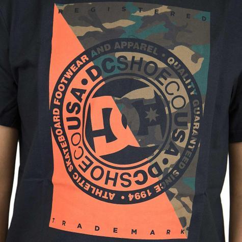 DC Shoes T-Shirt Warfare schwarz