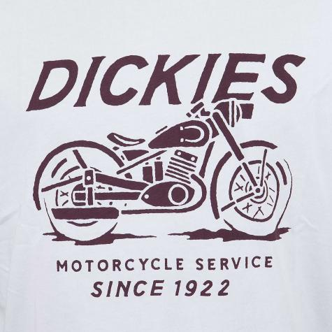 Dickies T-Shirt Remmsen weiß