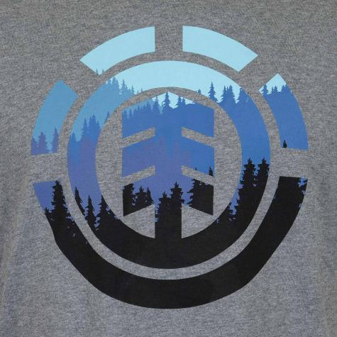 Element T-Shirt Glimpse Icon grau