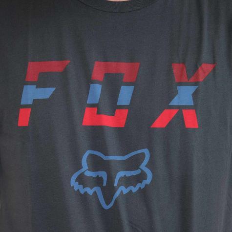 Fox T-Shirt Smoke Blower schwarz vintage