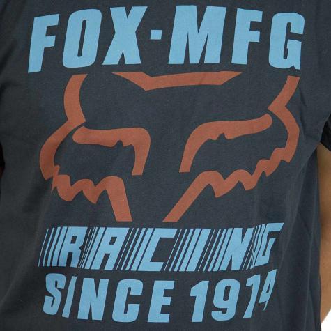 Fox Head T-Shirt Zoomin black