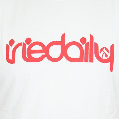 Iriedaily T-Shirt No Matter 4 red/white