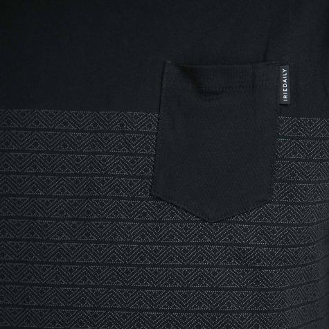 Iriedaily T-Shirt Tahiti schwarz