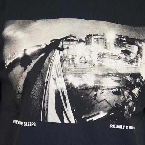 Iriedaily T-Shirt The City schwarz